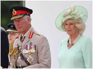HRH Prince of Wales.
